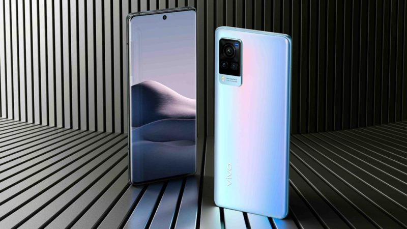 New vivo X60 Pro 5G, the ideal mobile for making professional videos