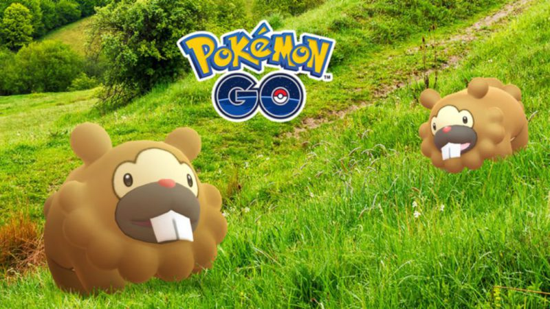 Pokémon GO |  Bidoof Stampede event: date, time and all the details