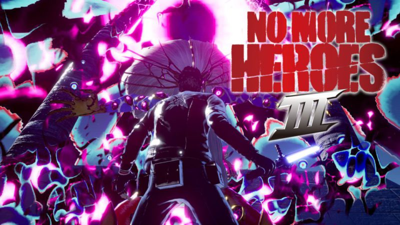 No More Heroes 3 reveals new details in a 20-minute gameplay trailer