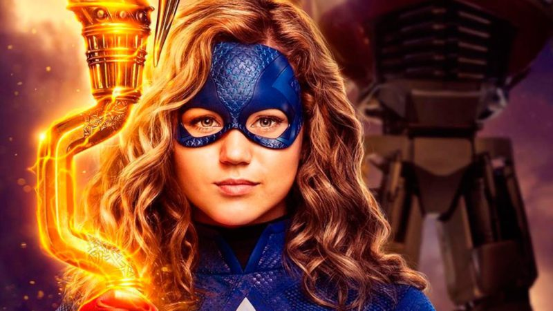Stargirl: trailer and date of the second season with Jade, the daughter of Green Lantern