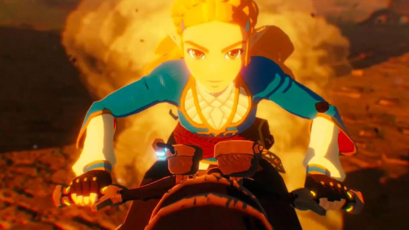 Hyrule Warriors: Age of Cataclysm |  First major expansion confirms release date