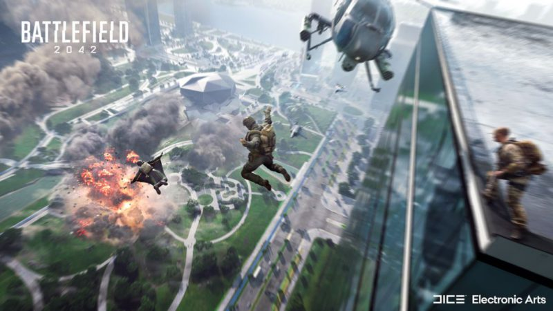 Battlefield 2042 will use bots to fill online games