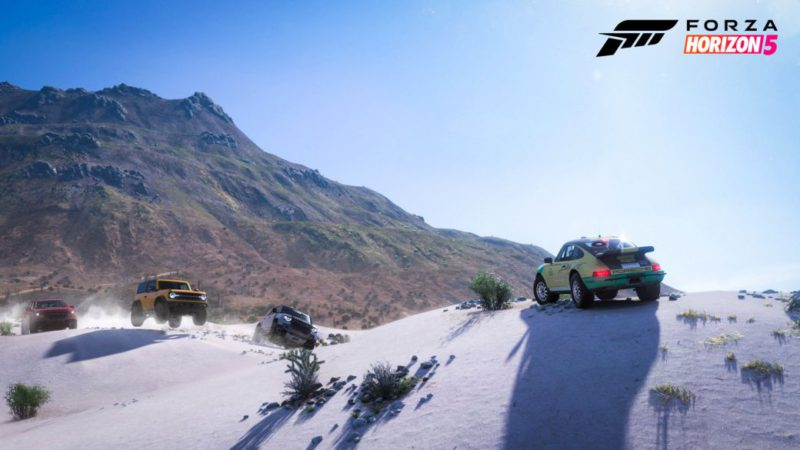 Forza Horizon 5 will have stations again, but they will bring big changes