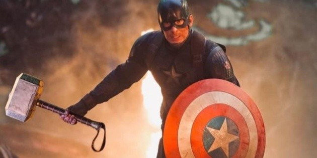 The theory that circulates in networks about Chris Evans and a series of Captain America