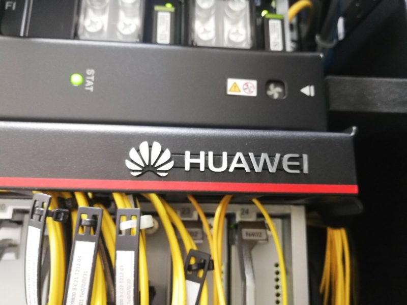 Huawei exclusion: network operators rely largely on Ericsson for the 5G core network