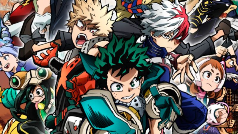 My Hero Academia: World Heroes Mission, overwhelming trailer for the new anime movie