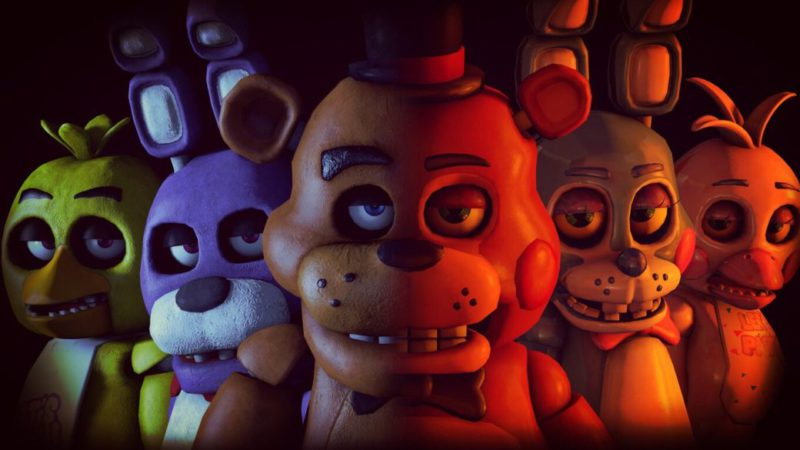 Five Nights at Freddy's: the creator of the saga announces his retirement