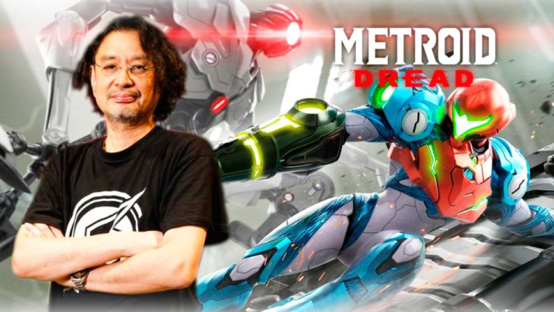 Sakamoto (Metroid Dread): Mercury Steam's choice, what will happen with the 2D saga and more