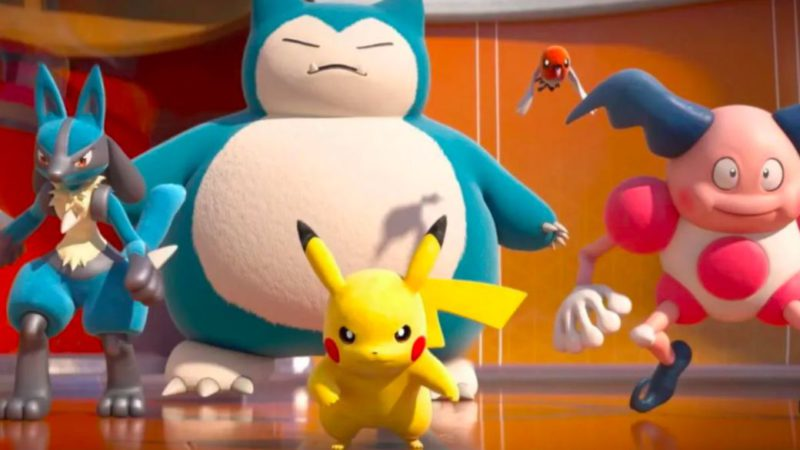 Pokémon UNITE will arrive on Nintendo Switch and mobiles this summer