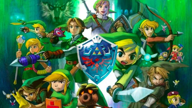 Nintendo does not have more things planned for the 35th anniversary of Zelda