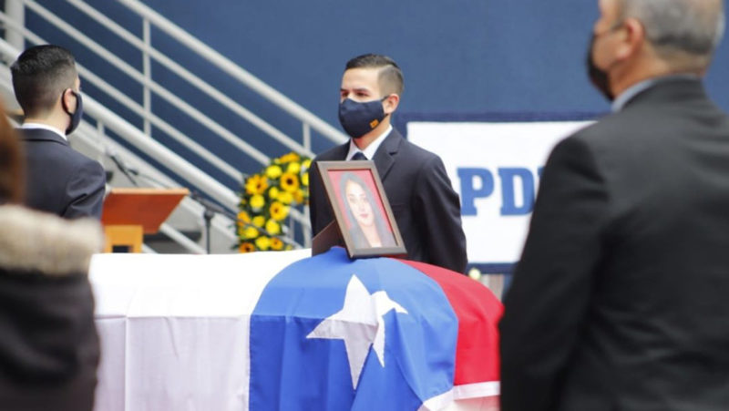 Conmoción en Chile por el asesinato de una joven policía que actuaba como agente encubierto para resolver un homicidio