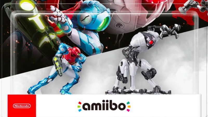 € 30 Metroid Dread amiibo will offer in-game health and ammo upgrades