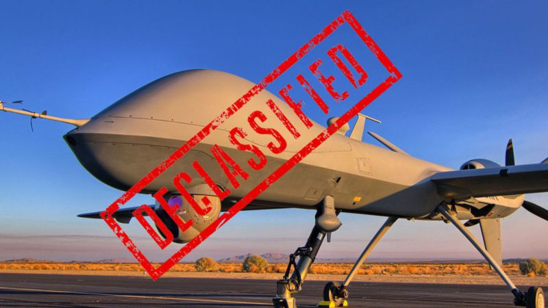 Por qué el ejército USA estrelló a posta un dron de 9 millones de euros