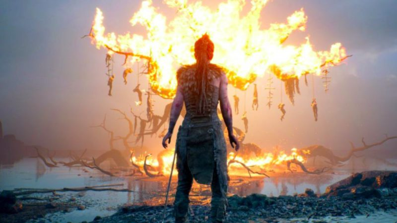 """Senua's Saga: Hellblade II shares a new video and promises to be """"realistic and brutal"""""""