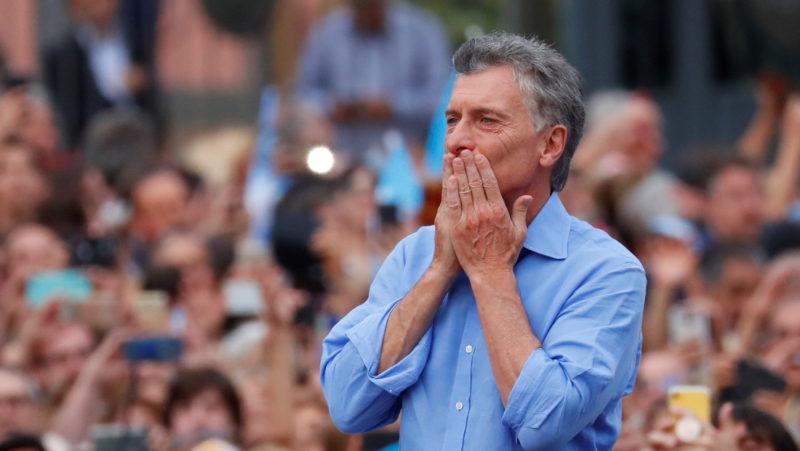 La Oficina Anticorrupción de Argentina denuncia a Mauricio Macri por supuesto enriquecimiento ilícito