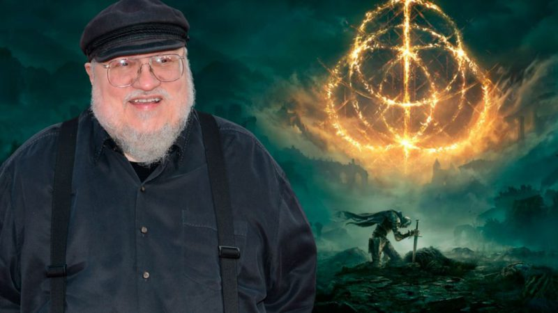 Elden Ring is a sequel to Dark Souls according to George RR Martin (Game of Thrones)