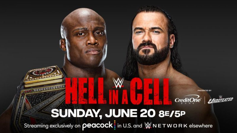 WWE Hell in a Cell 2021: date, times, how to watch and all the matches of the next big event