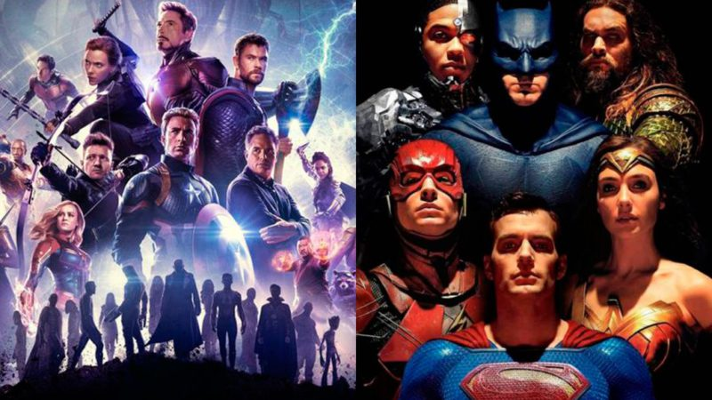 James Gunn spoke to Marvel and DC about a crossover between their cinematic universes