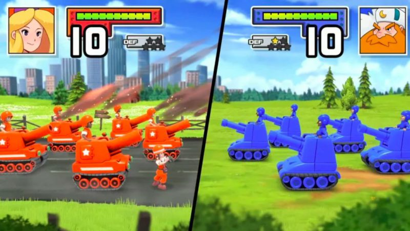 Advance Wars 1 + 2 remakes will feature online multiplayer mode