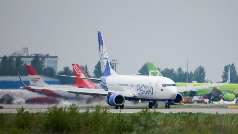 Rusia reabre los vuelos con 9 países, entre ellos EE.UU., Italia, Turquía y Bélgica