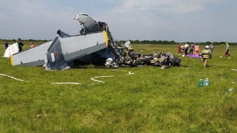 Varios muertos y heridos al estrellarse una avioneta en Siberia