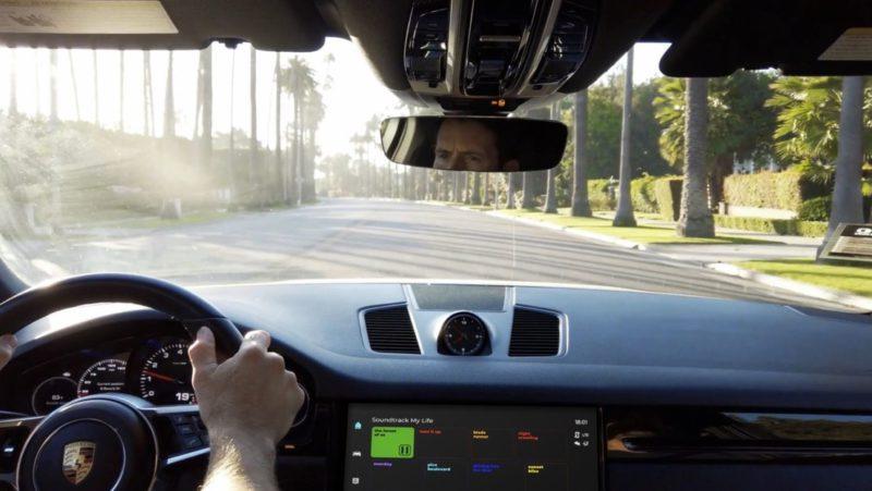 'Banda sonora' única para cada conductor: Porsche desarrolla un sistema innovador de audio que se adapta al estilo de conducción