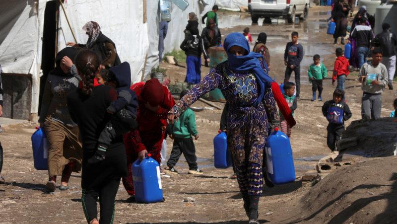 La ONU calcula que el número de personas desplazadas por la fuerza creció en 3 millones en el 2020 pese a la pandemia