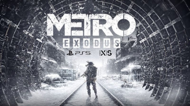 Metro Exodus Enhanced Edition: Graphic comparison between PS5, Xbox Series X | S and PC