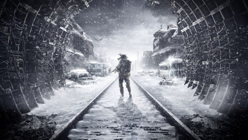 Metro Exodus on PS5 and Xbox Series X | S, out now;  all the news