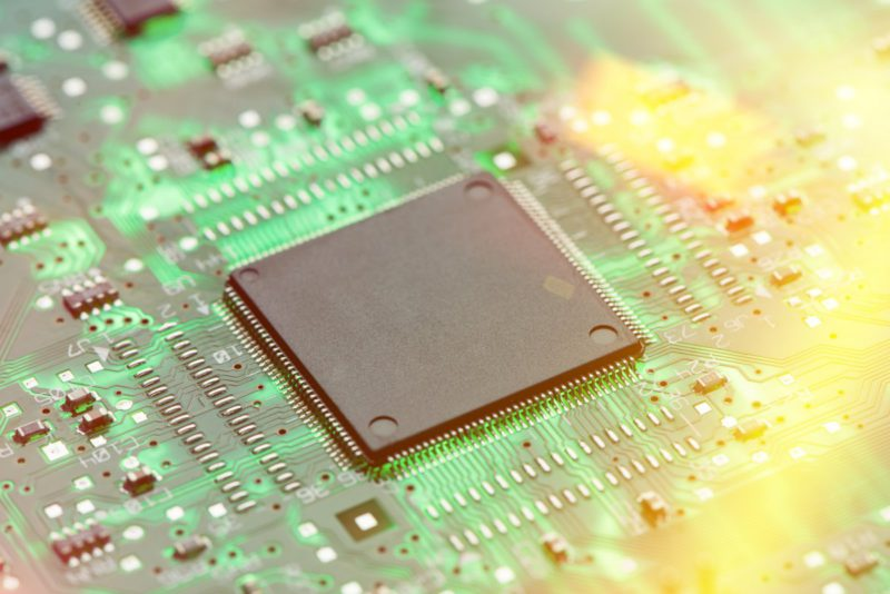 Intel is promoting government aid for semiconductor production
