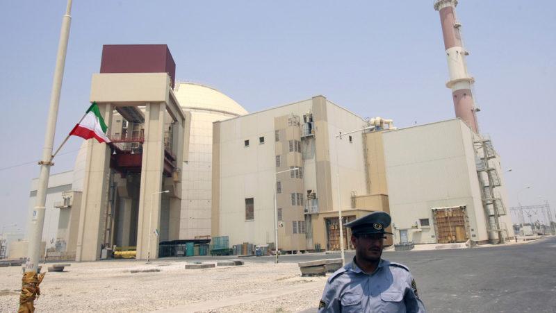 La central nuclear iraní de Bushehr decreta un cierre de emergencia