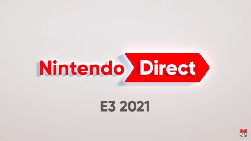 E3 2021: Nintendo Direct leads the ranking of most viewed conferences