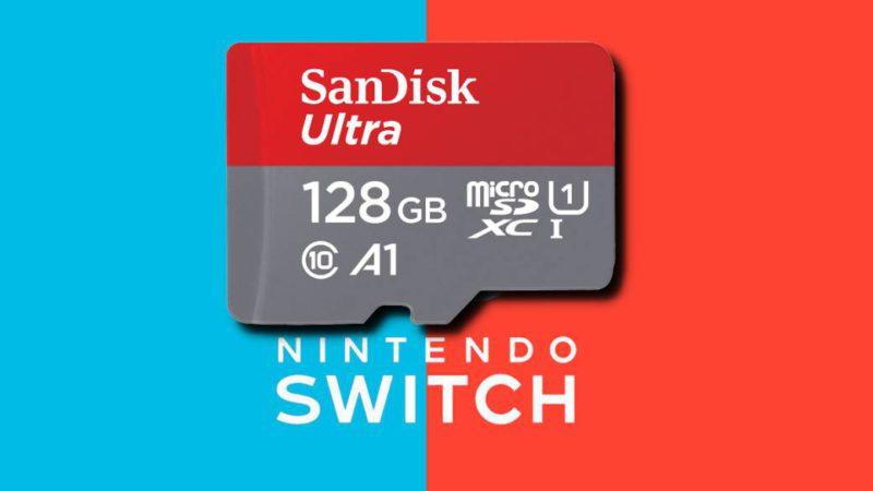 Amazon Prime Day: microSD de 128 GB