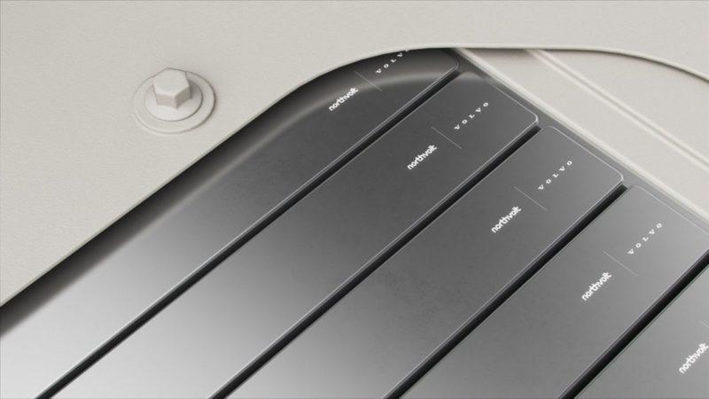 Volvo plans battery Giga factory with VW's battery partner Northvolt