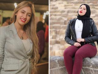 """Condenan en Egipto a dos 'tiktokers' a 10 y 6 años de prisión por """"tráfico de personas"""""""