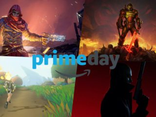 Amazon Prime Day 2021    Best deals and bargains on video games (PS5, PS4, Nintendo Switch, Xbox ...)