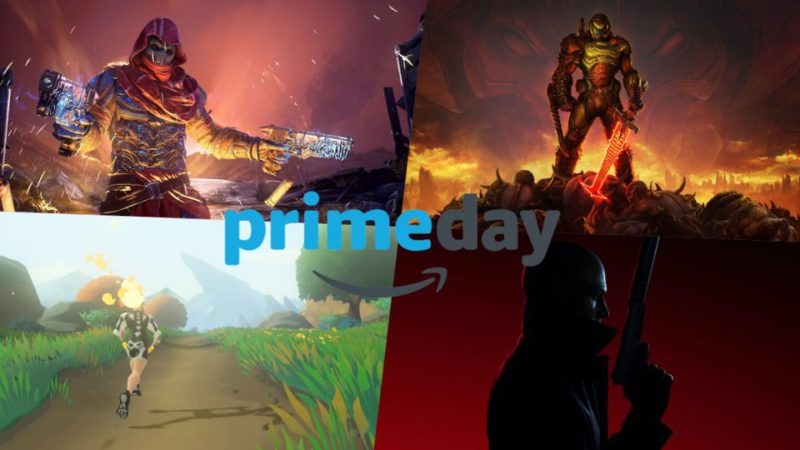 Amazon Prime Day 2021 |  Best deals and bargains on video games (PS5, PS4, Nintendo Switch, Xbox ...)