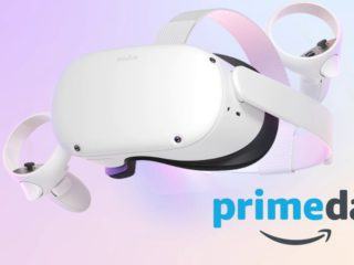 Amazon Prime Day 2021 |  Oculus Quest 2 on sale in its 64 GB version