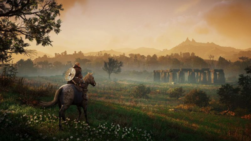 Assassin's Creed Valhalla and Ireland team up to promote tourism in the area
