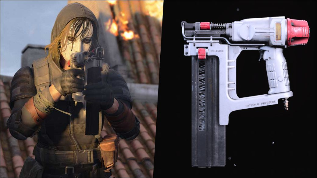 How to get the Nail Gun for free in CoD Warzone