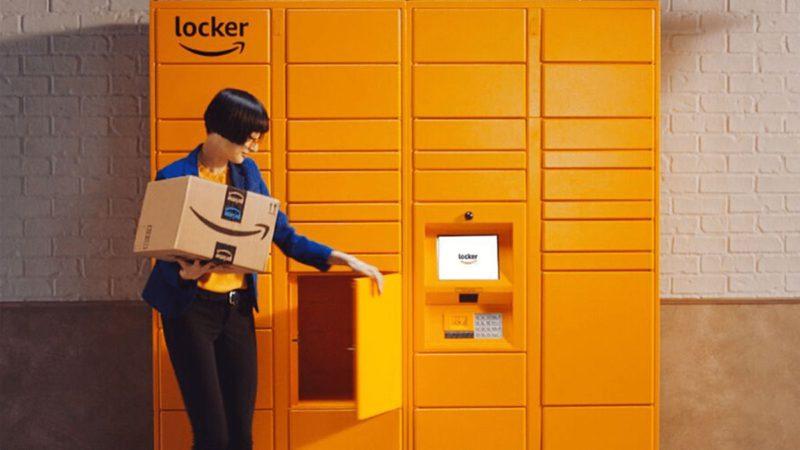 Amazon Locker, o cómo recoger tus pedidos fuera de casa del Prime Day 2021