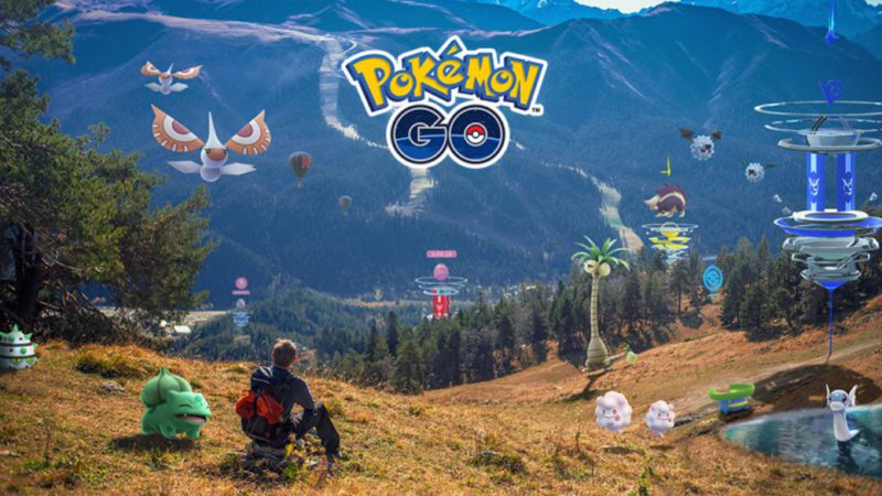 Pokémon GO prepares new functions: sky in real time and improvements in Pokédex