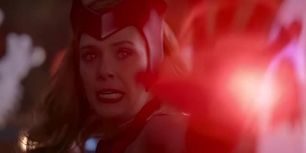 Elizabeth Olsen says Scarlet Witch is a criminal trying to hide