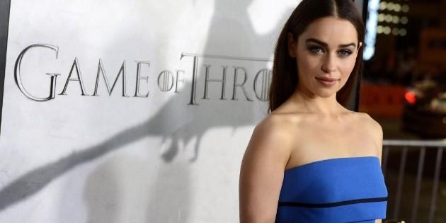 Game of Thrones: the scene that Emilia Clarke improvised and nobody noticed