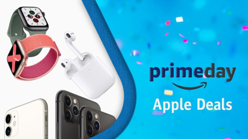 Ofertas de Apple en el Amazon Prime Day 2021: iPhone, iPad, Air Pods, Apple Watch y más