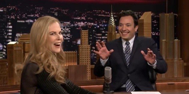 """Nicole Kidman confessed that she wanted to date Jimmy Fallon, but he never noticed: """"I thought there was no chemistry"""""""