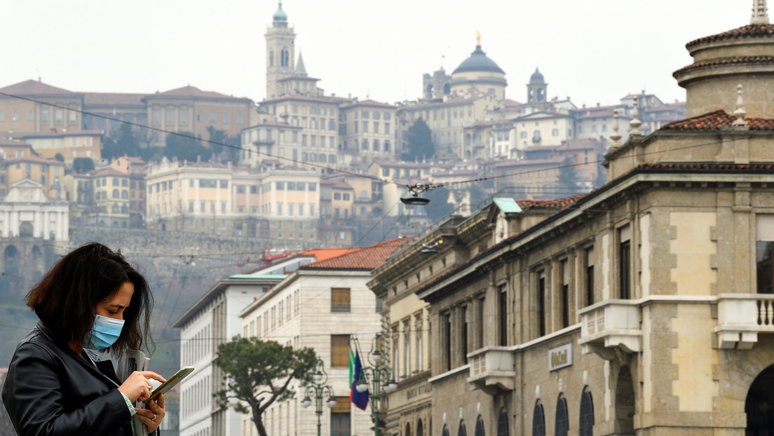 """Kremlin """"spy doctors"""" in Bergamo?  Russia unmasks a matrix of the Italian press that denies its help in the face of the pandemic"""