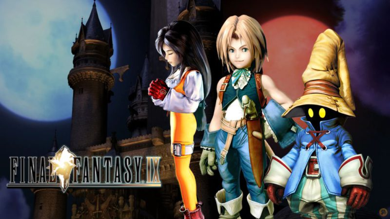Final Fantasy IX will have an animation series;  first official details