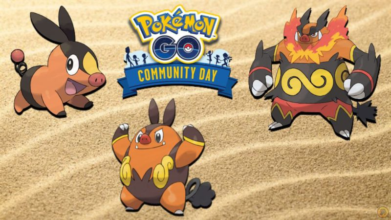 Pokémon GO: Tepig, star of the July Community Day;  date and details