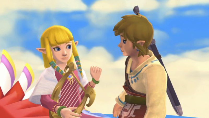 Zelda: Skyward Sword HD will have tips and tutorial adjustments during the game